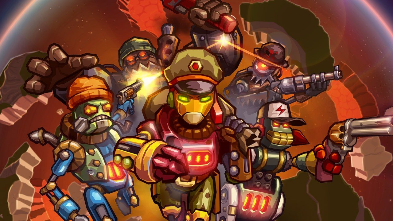 SteamWorld Heist: Ultimate Edition Review Header