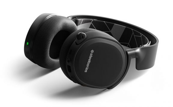SteelSeries Arctis 3 Bluetooth Review Header