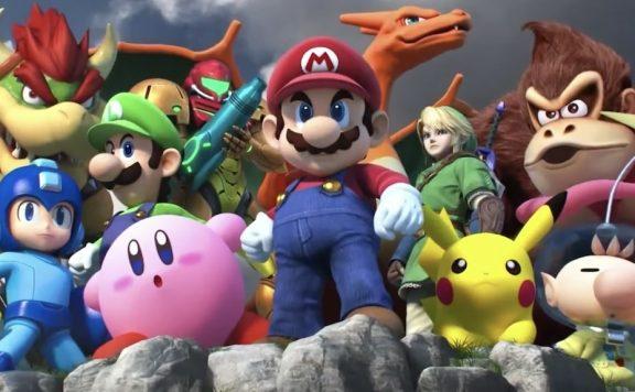 Super Smash Bros. for Nintendo Switch Screenshot
