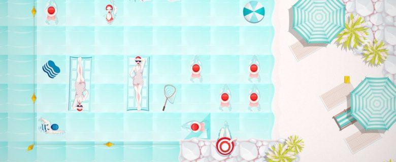 Swim Out Switch Screenshot
