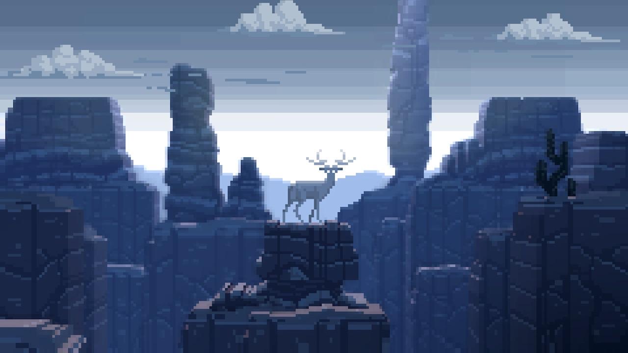 The Deer God Review Header