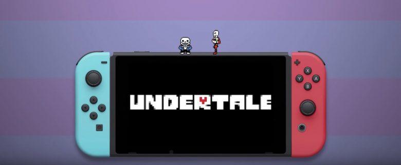 Undertale Nintendo Switch Screenshot