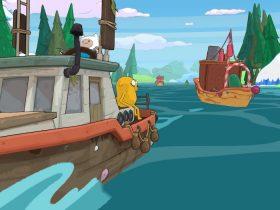 Adventure Time: Pirates Of The Enchiridion Screenshot