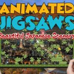 Animated Jigsaws: Beautiful Japanese Scenery Review Header