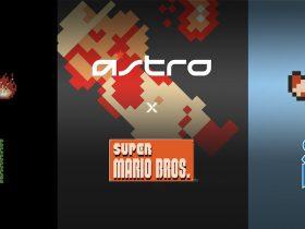 Astro Gaming Nintendo Partnership