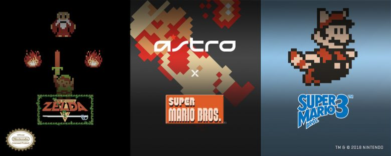 Astro Gaming Nintendo Partnership