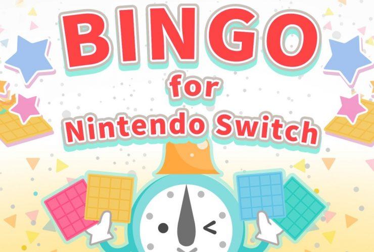 BINGO For Nintendo Switch Review Header