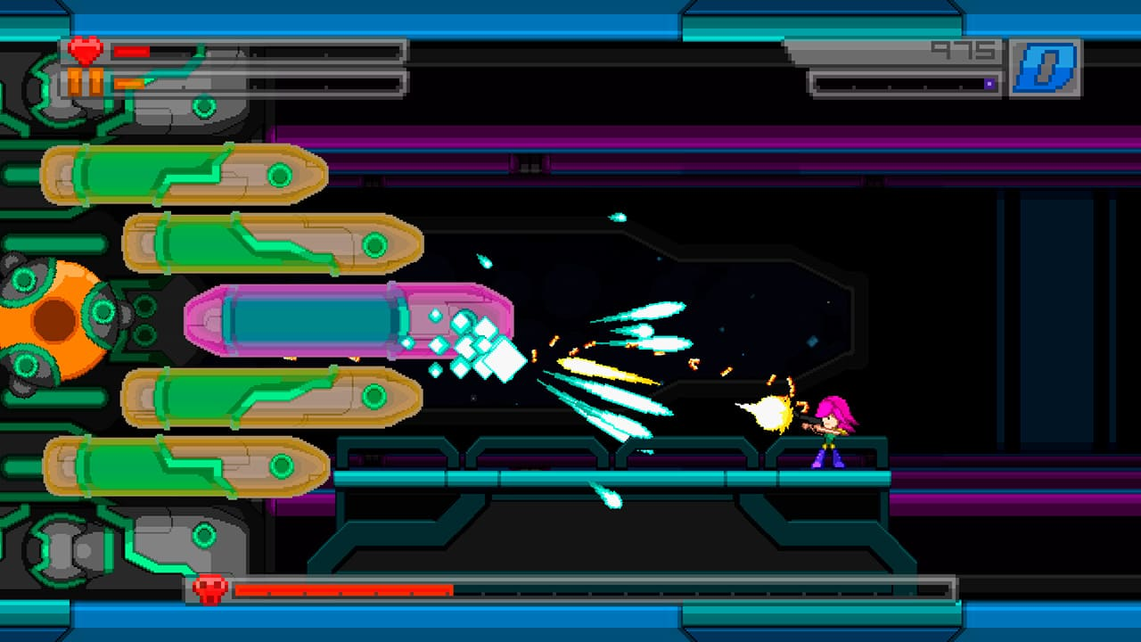 Bleed 2 Review Screenshot 1