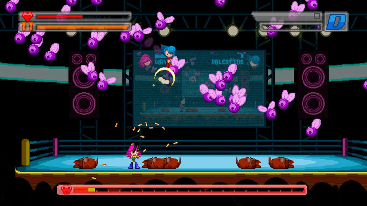 Bleed 2 Review Screenshot 2