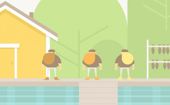 Burly Men At Sea Review Header