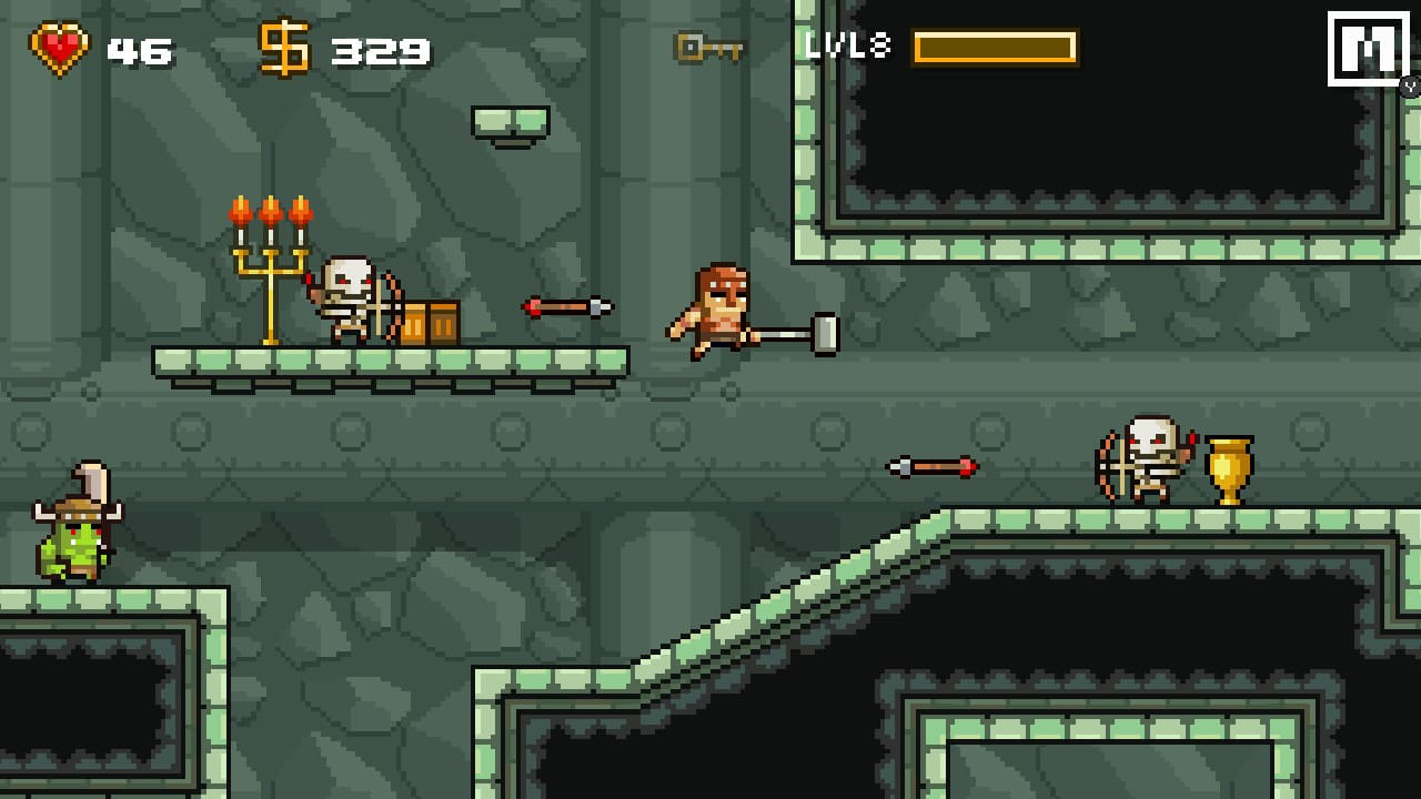 Devious Dungeon Review Screenshot 1
