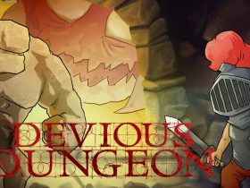 Devious Dungeon Review Header