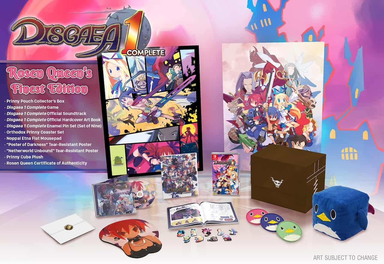 Image result for Disgaea 1 Complete Edition
