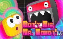 Don't Die, Mr. Robot! DX Artwork