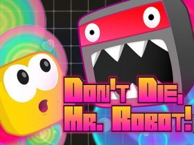 Don't Die, Mr. Robot! DX Artwork