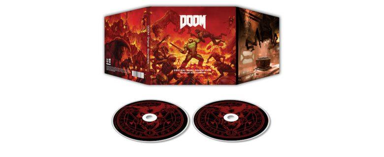DOOM Original Game Soundtrack CD