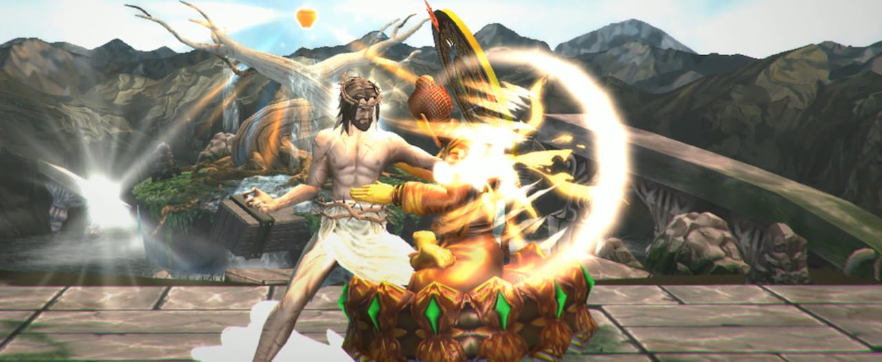Fight Of Gods Screenshot