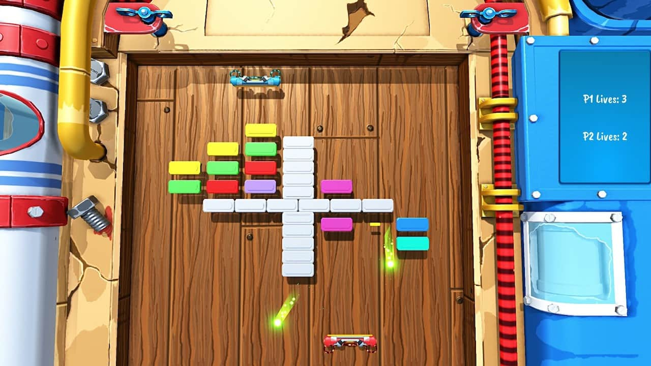 Glaive: Brick Breaker Screenshot