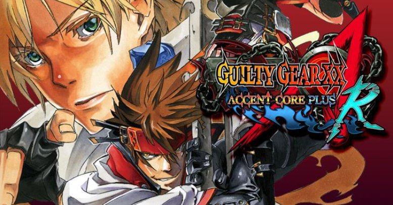 Guilty Gear XX Accent Core Plus R Artwork