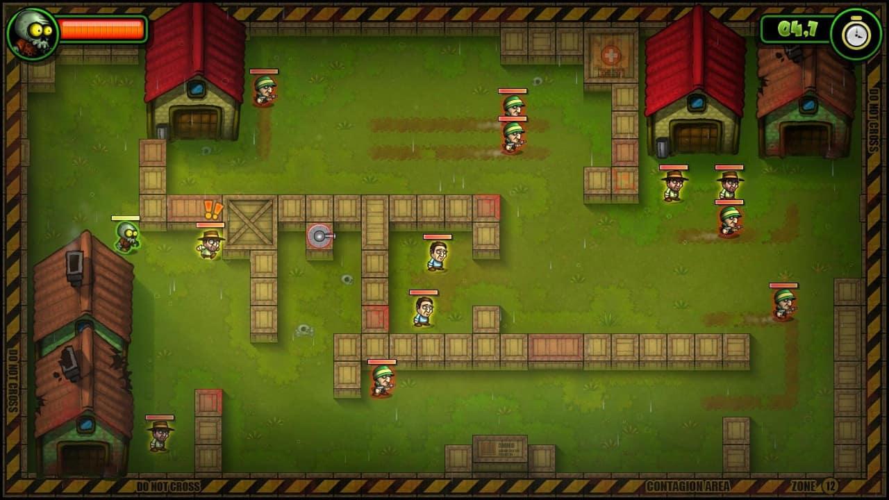 I, Zombie Review Screenshot 1