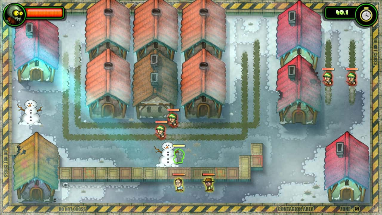 I, Zombie Review Screenshot 2