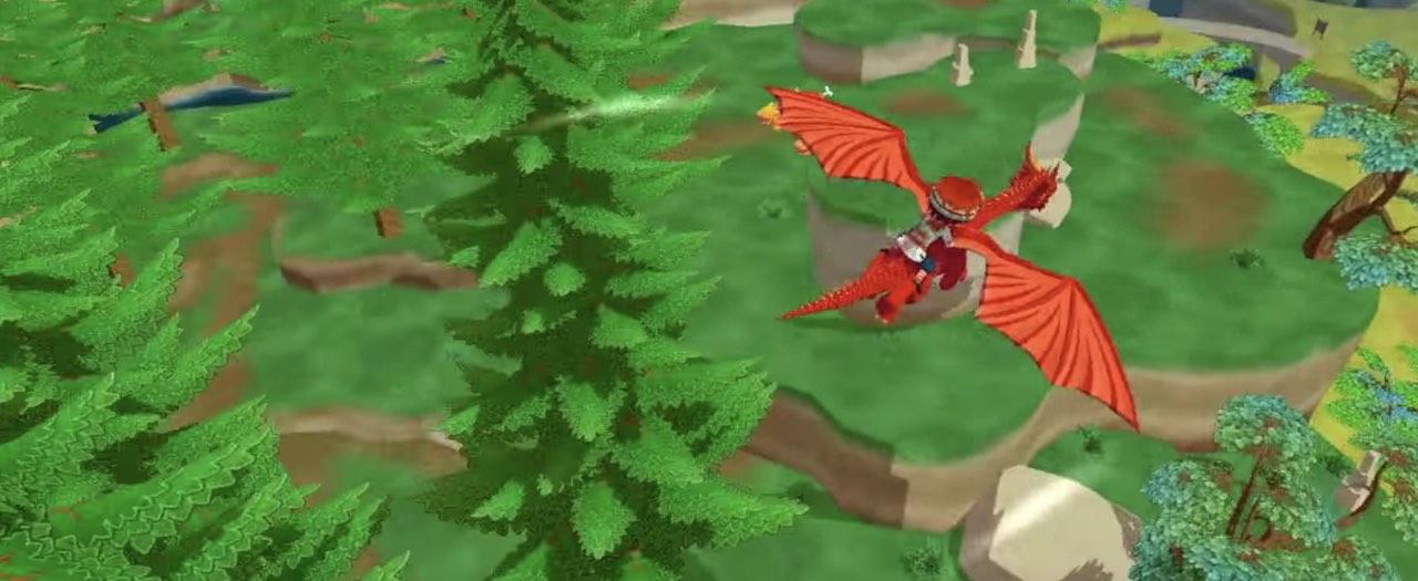 Little Dragon Cafe Flight Screenshot