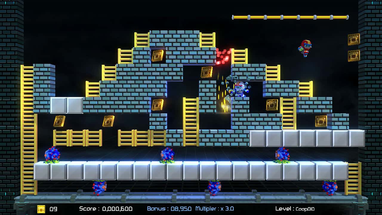 Lode Runner Legacy Review Screenshot 1