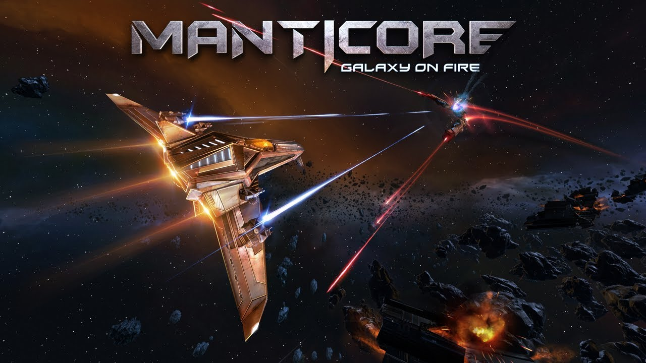 Manticore: Galaxy On Fire Review Header