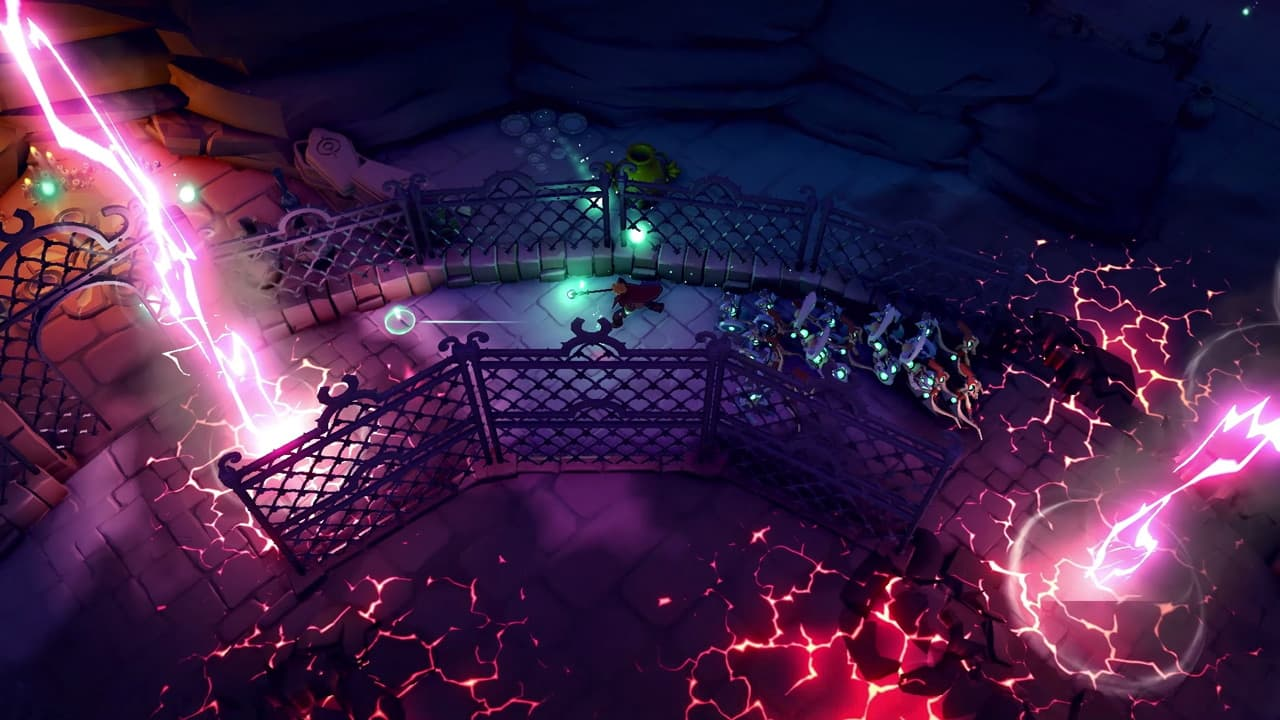 Masters of Anima Review Screenshot 2