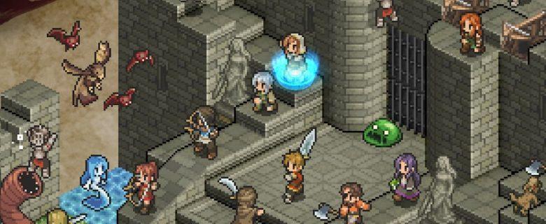 Mercenaries Saga Chronicles Review Header