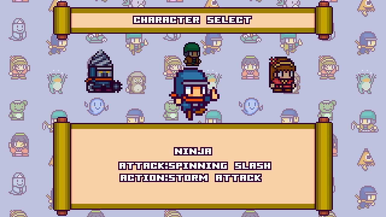 Ninja Striker! Review Screenshot 1