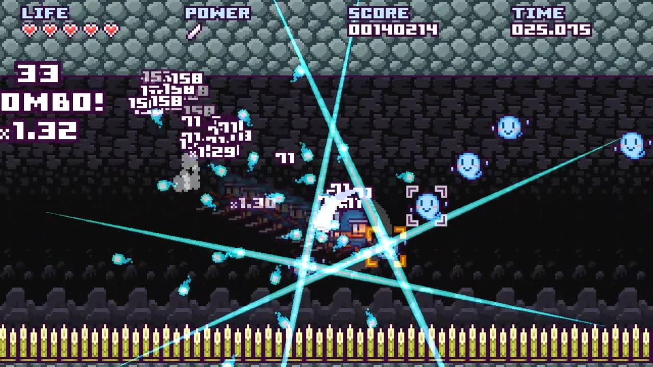 Ninja Striker! Review Screenshot 2