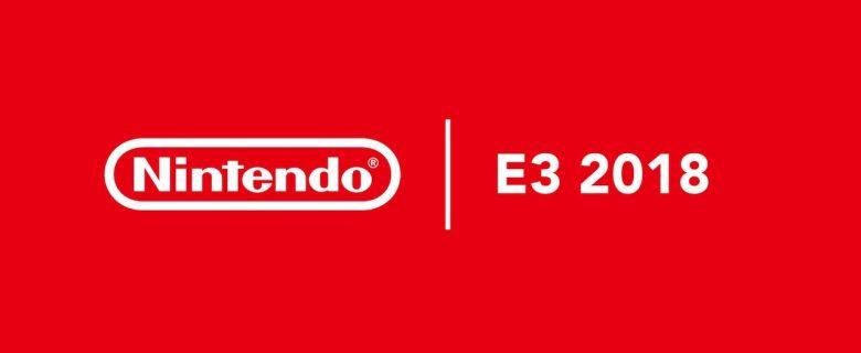 Nintendo E3 2018 Logo