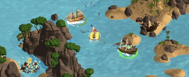 Pirates: All Aboard! Screenshot