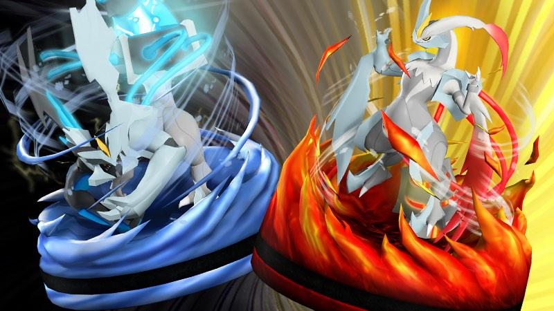 Pokémon Duel Black White Kyurem