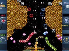 Quad Fighter K Screenshot
