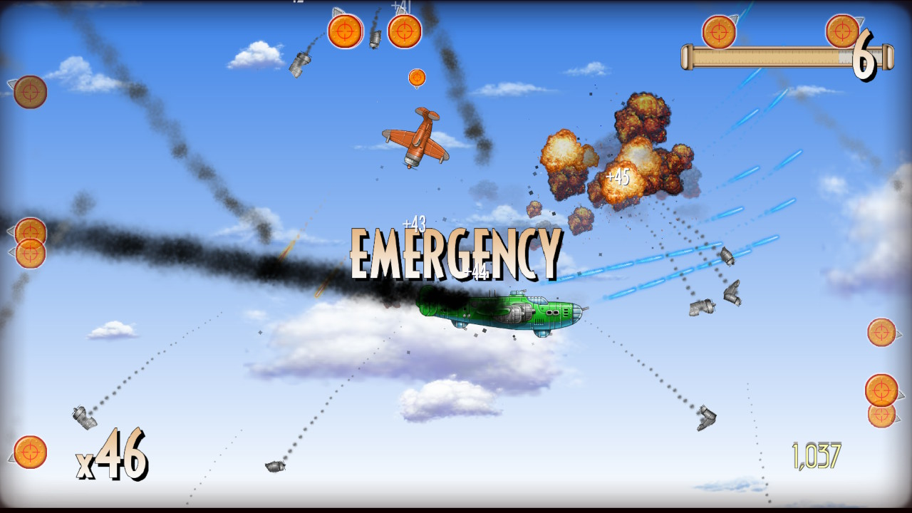 Rogue Aces Review Screenshot 3