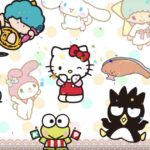 Sanrio Characters Picross Screenshot