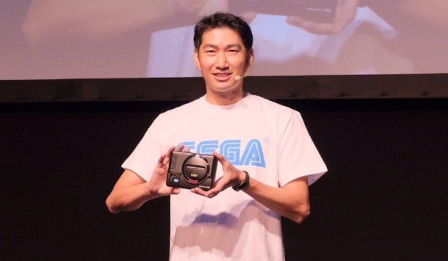 SEGA Mega Drive Classic Mini Photo