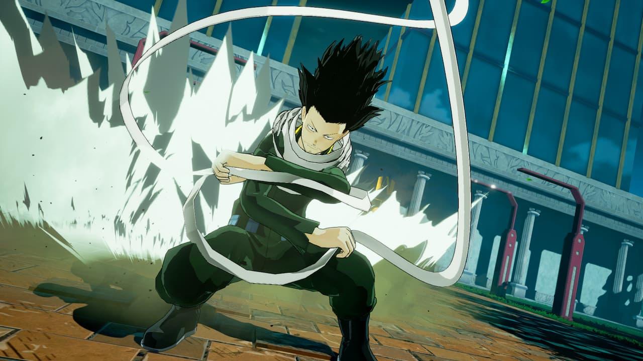 Shota Aizawa My Hero Academia: One's Justice Screenshot