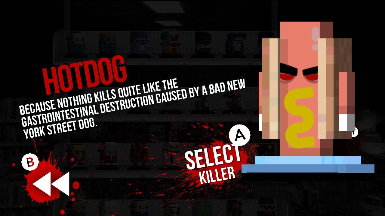 Slayaway Camp: Butcher's Cut Review Screenshot 2