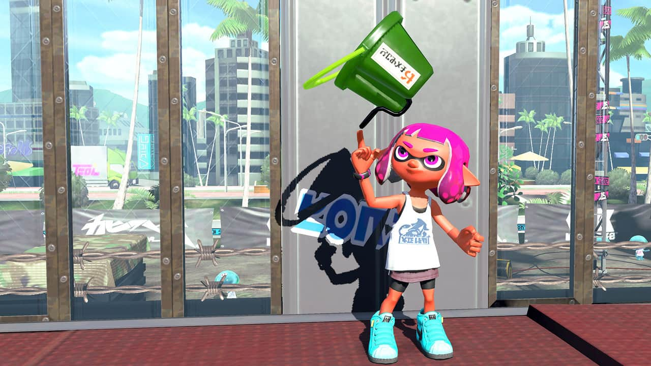 Splatoon 2 Tri-Slosher Nouveau Screenshot 1