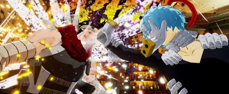 Tomura Shigaraki My Hero One's Justice Screenshot