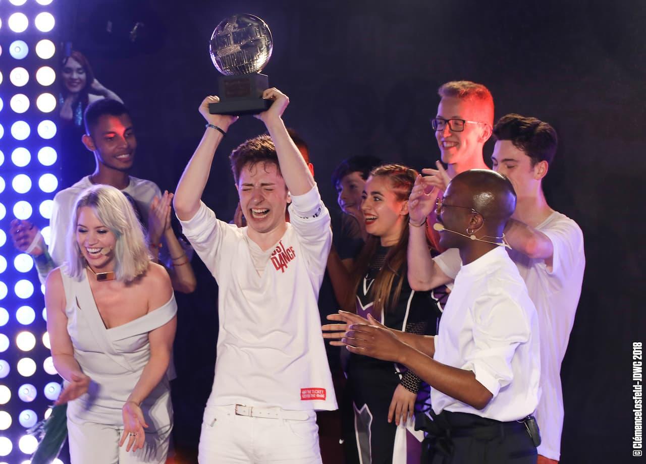 Umutcan Tütüncü 2018 Just Dance World Cup Photo
