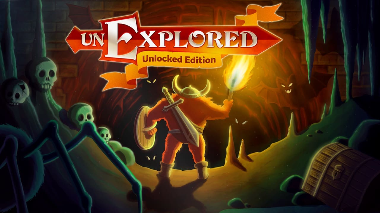Unexplored: Unlocked Edition Artwork