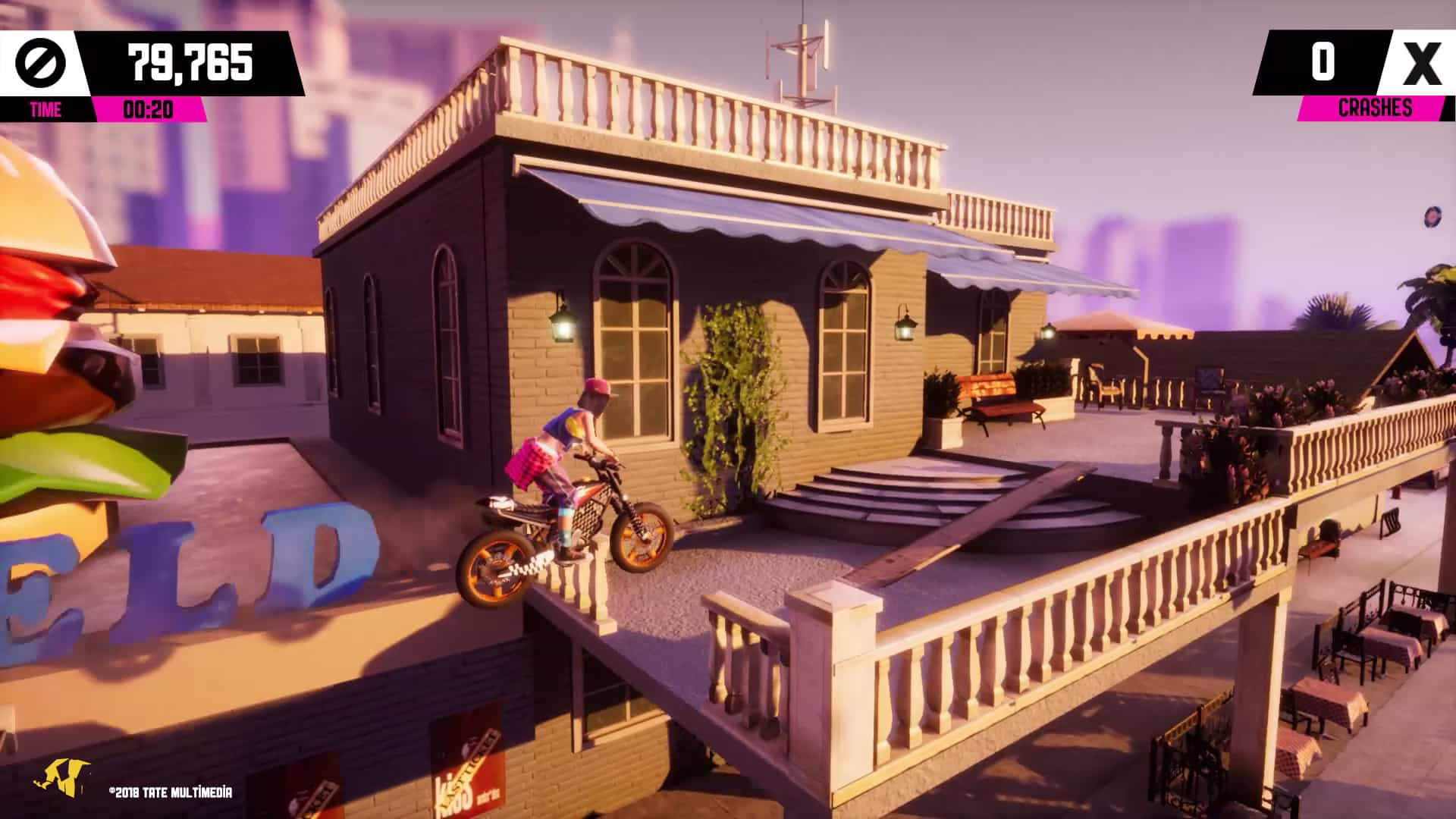 Urban Trial Playground Review Screenshot 1