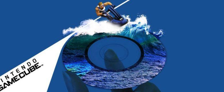 Wave Race: Blue Storm Artwork