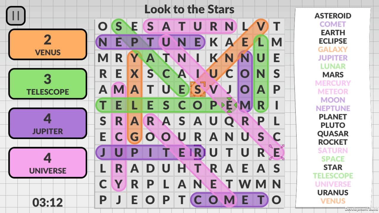 Word Search By POWGI Review Screenshot 2