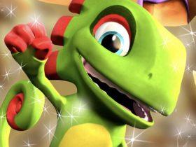 Yooka-Laylee First Birthday Screenshot