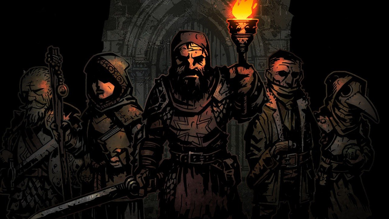 Darkest Dungeon Review Header